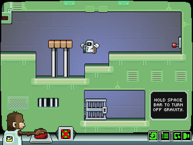 A Stroll in Space Screenshot