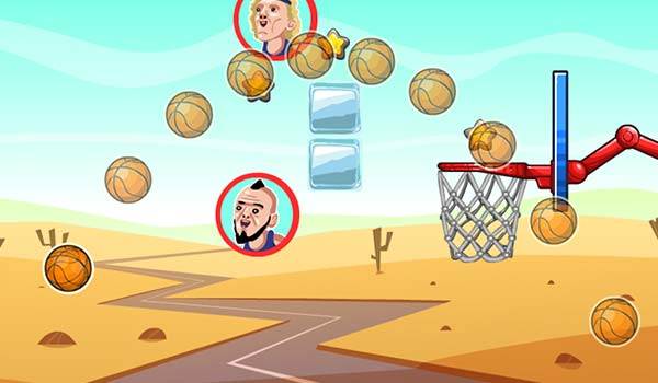 Cannon Basketball Games - Coolmathgames1.net