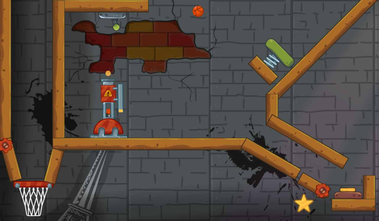 Cannon Basketball 2 - Play it now at CoolmathGames com