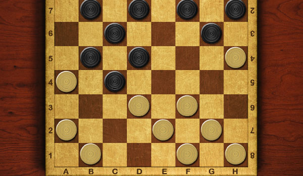Checkers - Play it now at CoolmathGames com