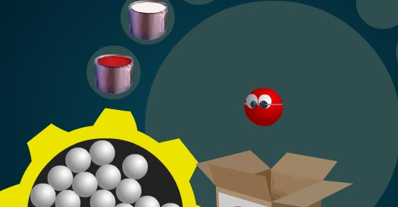 Factory Balls Christmas.Factory Balls 4 Play It Now At Coolmathgames Com
