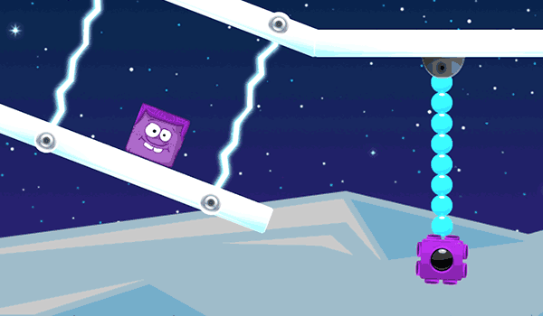 Icy Purple Head - Play it now at CoolmathGames com