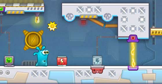 Wondrous Jellydad Hero Play It Now At Coolmath Games Com Easy Diy Christmas Decorations Tissureus