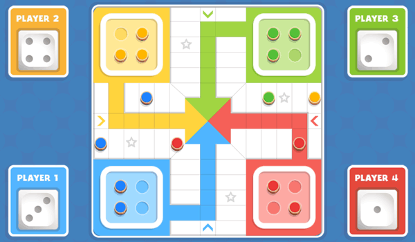 Ludo - Play it now at CoolmathGames com