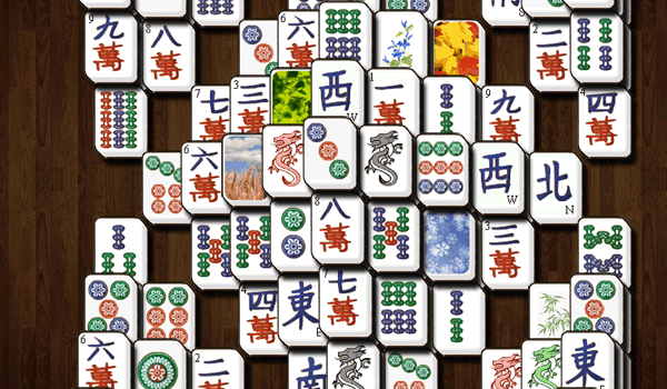 Mahjong Deluxe - Play it now at CoolmathGames com