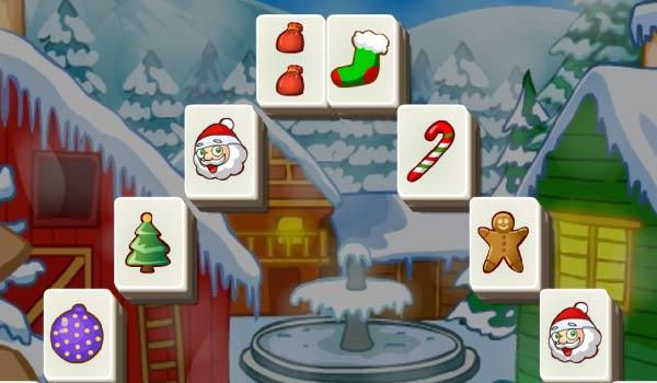 Mahjong Christmas.Mahjong For Christmas Play It Now At Coolmathgames Com