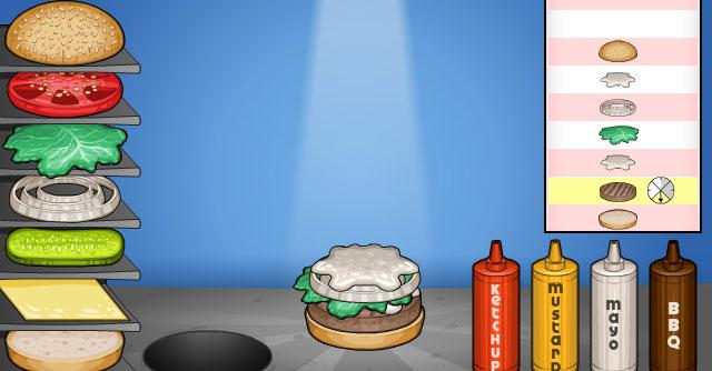 скачать игру papa s burgeria