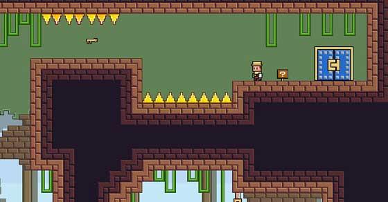 Pixel Quest - Play it now at CoolmathGames com