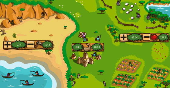 Pre-Civilization Bronze Age - Play it now at CoolmathGames com