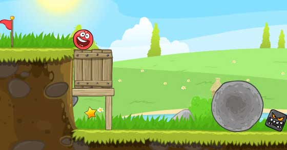 Red Ball 4 - Play it now at CoolmathGames com