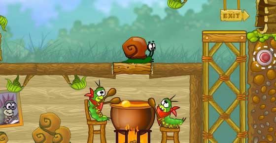 Snail Bob 2 Play It Now At Coolmathgames Com