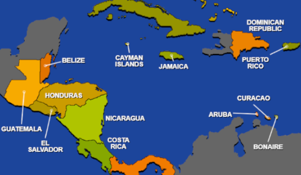 Snappy Maps: Central America - Play it now at CoolmathGames.com