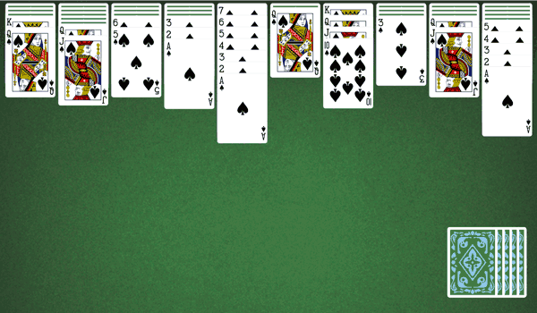 Image result for Spider Solitaire