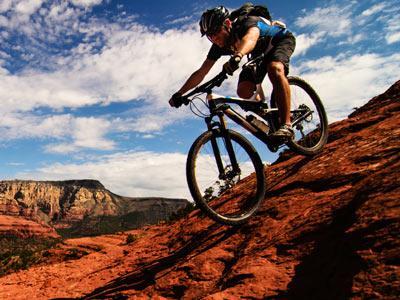Mountain Biking Puzzle