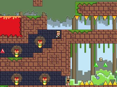 Pixel Quest Jigsaw Puzzle Coolmath Games Com