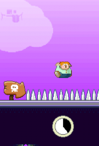 60 Second Burger Run Game Screenshot