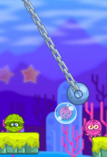 Aquatic Rescue Game Screenshot
