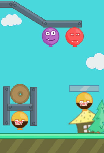 Ballooner Level Pack Screenshot