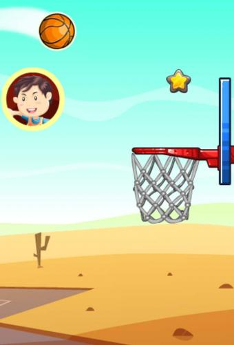 Basketball Master Game Screenshot