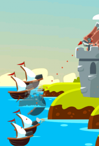 Battlecoast Game Screenshot