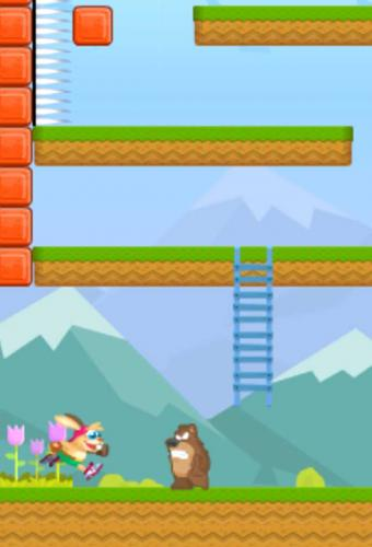 Bunny Run Game Screenshot