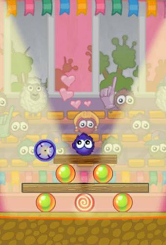 Catch the Candy Game Screenshot