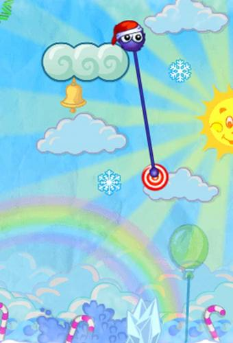 Catch the Candy Xmas Game Screenshot