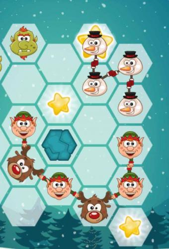Christmas Friends Game Screenshot