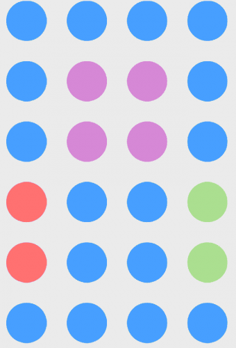 Circle Flow Game Screenshot