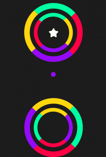 Color Circles Game Screenshot