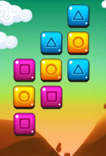 Cubes Frenzy Game Screenshot
