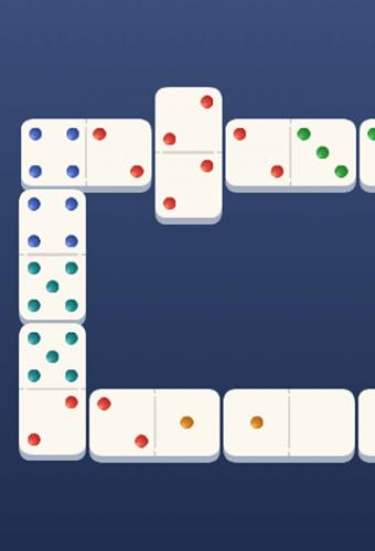 Dominoes Game Screenshot