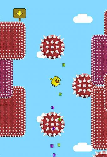 Flap Quest Game Screenshot