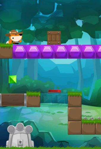 Fox Adventurer Game Screenshot