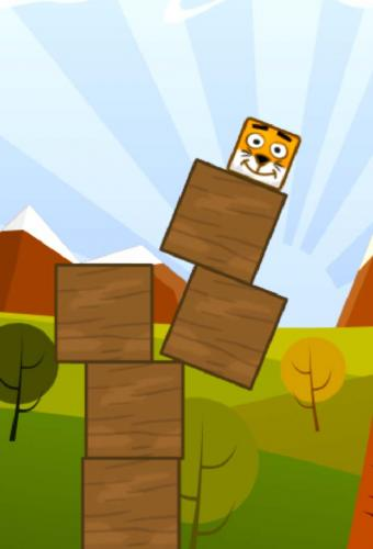 Foxy Blocks Game Screenshot