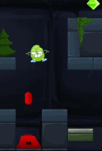 Green Mission Game Screenshot
