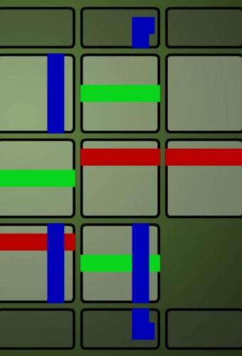 Interconnections Game Screenshot
