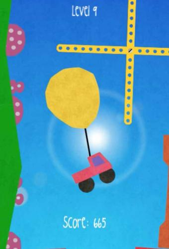 Jelly Truck Game Screenshot