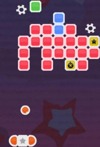 Lavanoid Game Screenshot
