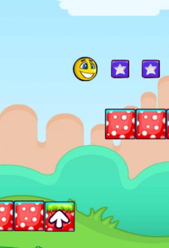Little Bouncing Guys Game Screenshot