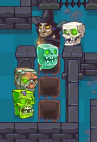 Pack The Graves Game Screenshot