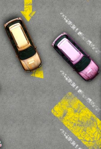 Parking Fury Game Screenshot