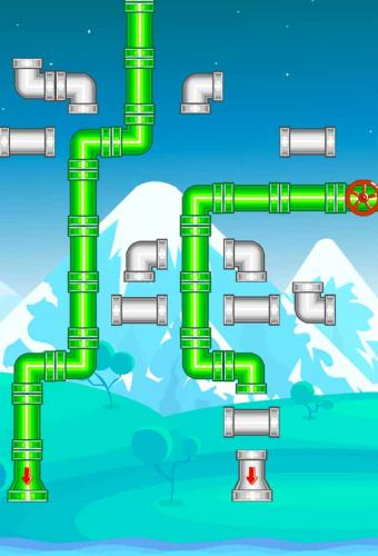 Plumber Duck Game Screenshot