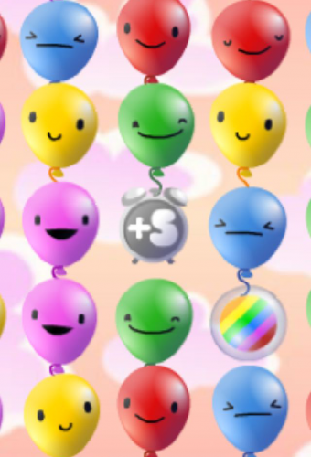 Pop Pop Rush game