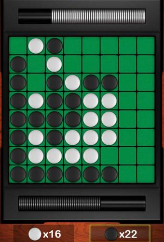 Reversi Game Screenshot