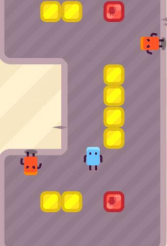 Round Runner Game Screenshot