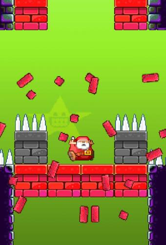 Santa Run 2 Game Screenshot