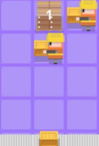 Shipping Workers Game Screenshot