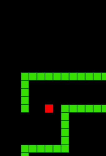 Snake Game Screenshot