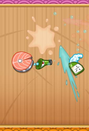 Sushi Slicer Screenshot